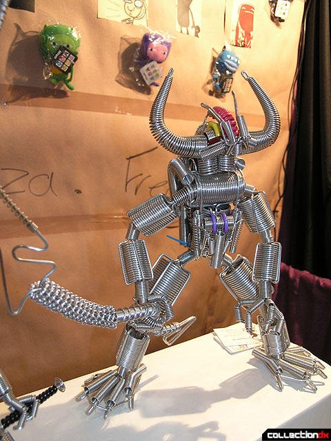 Hand Craft Wire  Robots
