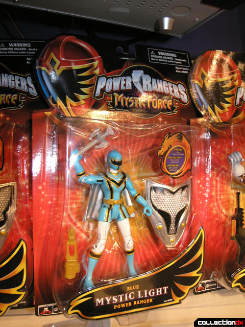 Blue Mystic Light Power Ranger